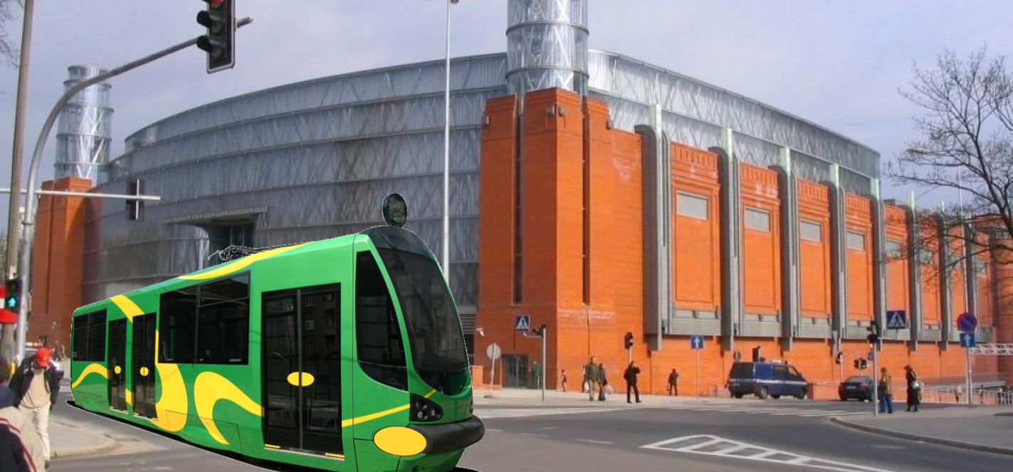 Już niedługo na ulicy Ratajczaka pojedziemy tramwajem
