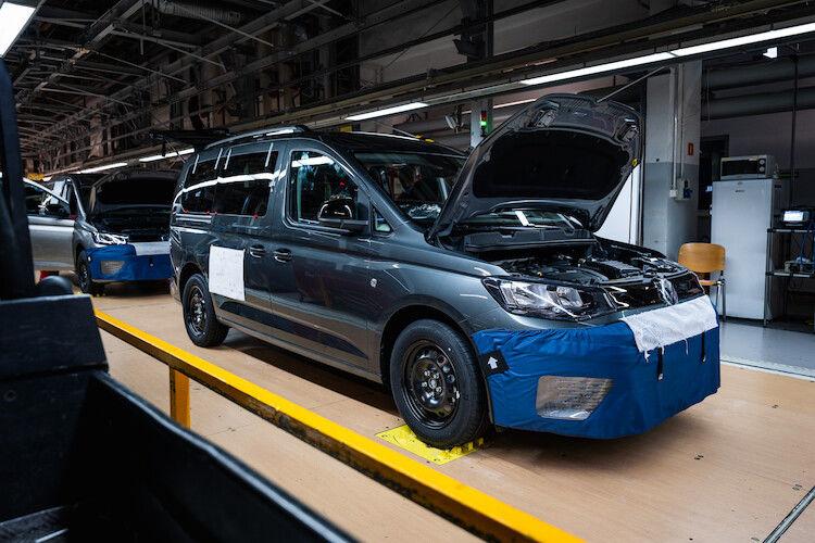 W Volkswagen Poznań ruszyła produkcja największego wariantu Volkswagena Caddy 5
