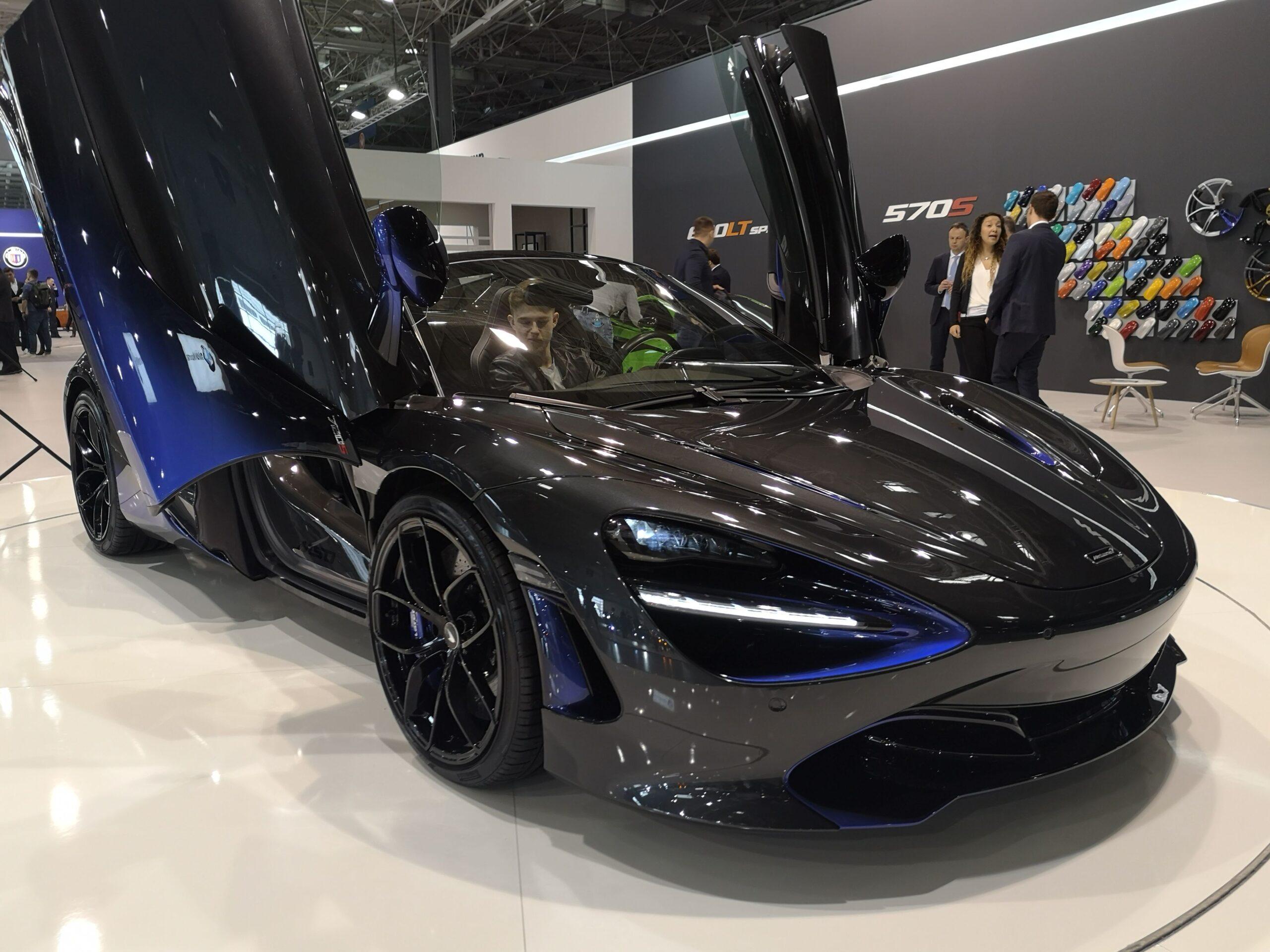 Nowocześnie, ekologicznie, sportowo i klasycznie – rozpoczęły się Targi Motor Show Poznań 2019