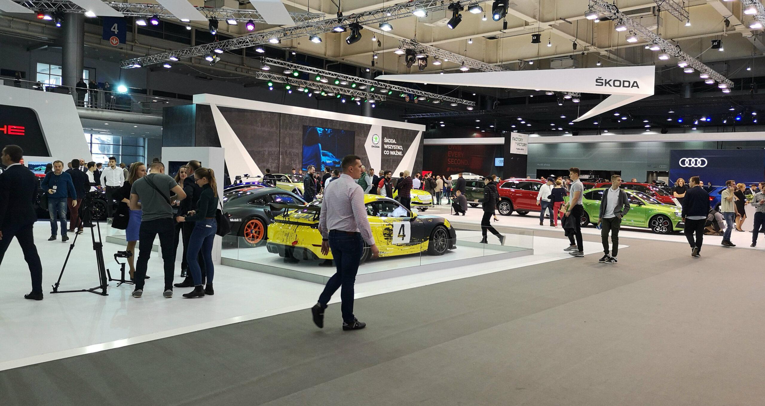 Poznań Motor Show 2020 odwołane! Impreza odbędzie się dopiero za rok