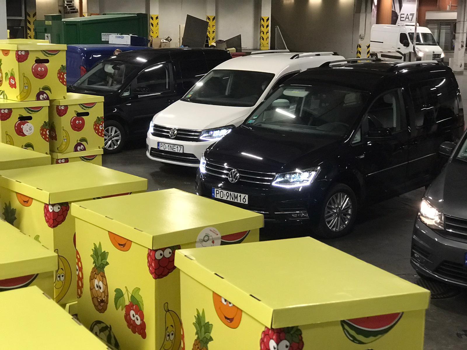 Siła dzięki solidarności. 11 lat działań charytatywnych pracowników Volkswagen Poznań