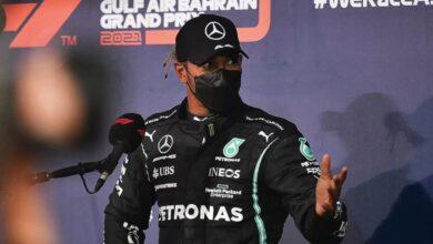 Lewis Hamilton triumfatorem Grand Prix Bahrajnu Formuły 1. Brytyjczyk pobił kolejny rekord Michaela Schumachera