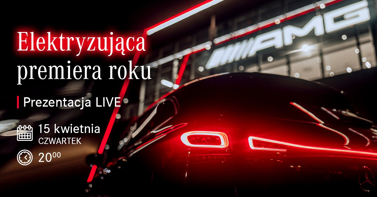 Polska premiera- Nowy Mercedes-Benz EQA