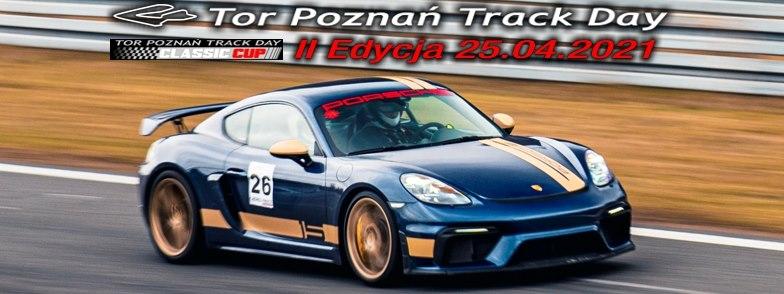 II Edycja Tor Poznań Track Day 2021