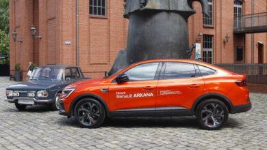 Polska premiera Renault Arkana w Starym Browarze