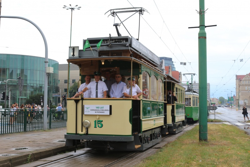 W niedzielę okazja do przejażdżki historycznym tramwajem!