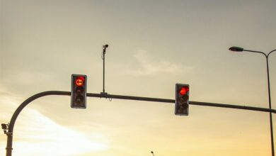 Nie działa sygnalizacja świetlna na Rondzie Solidarności