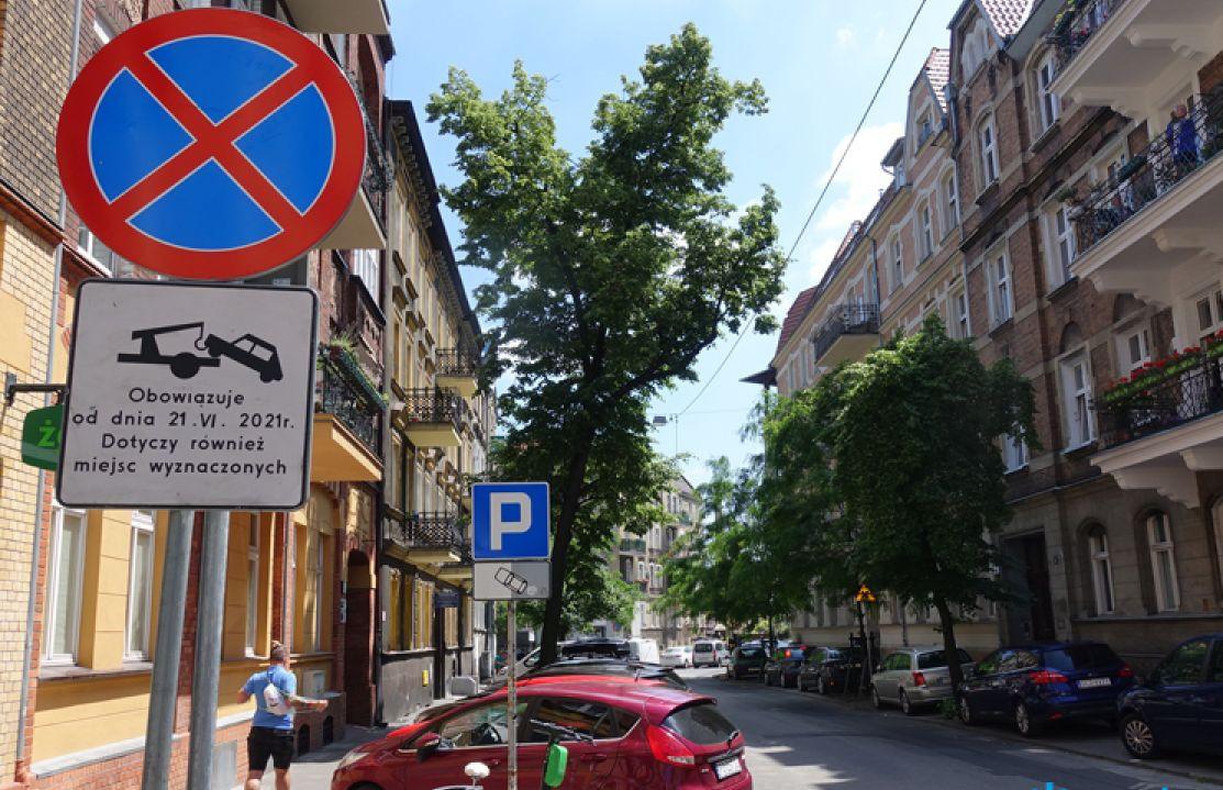 Strefa Płatnego Parkowania na Łazarzu – zmiany na ul. Strusia