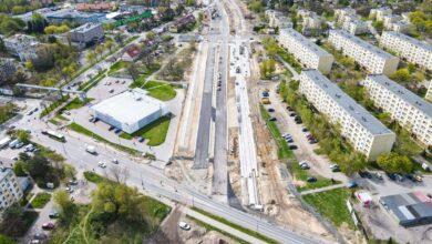 Wyłączenia z ruchu fragmentów ul. Naramowickiej i Słowiańskiej