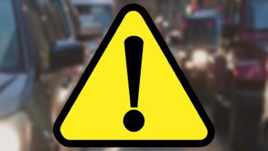 Wypadek z udziałem motocyklisty na Rondzie Śródka