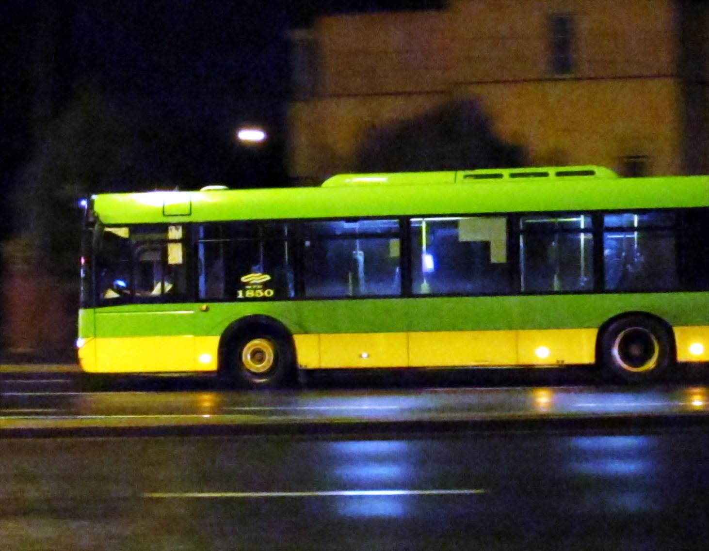 Od dziś zmiana trasy przejazdu lini nr 167, 214, 224 oraz 911