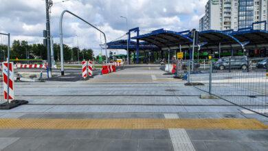 Od 2 sierpnia tramwaje wrócą na rondo Rataje i pętlę Zawady