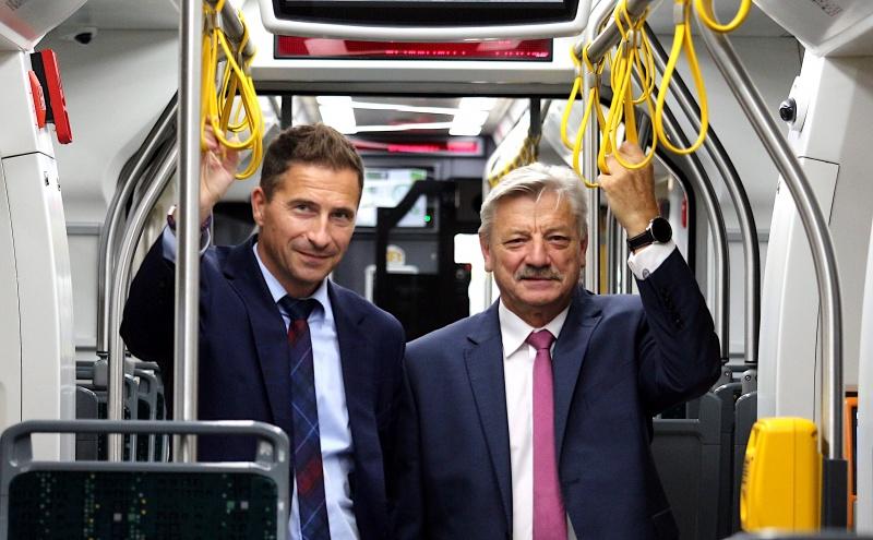 Nowy Zarząd MPK Poznań oficjalnie rozpoczął kadencję
