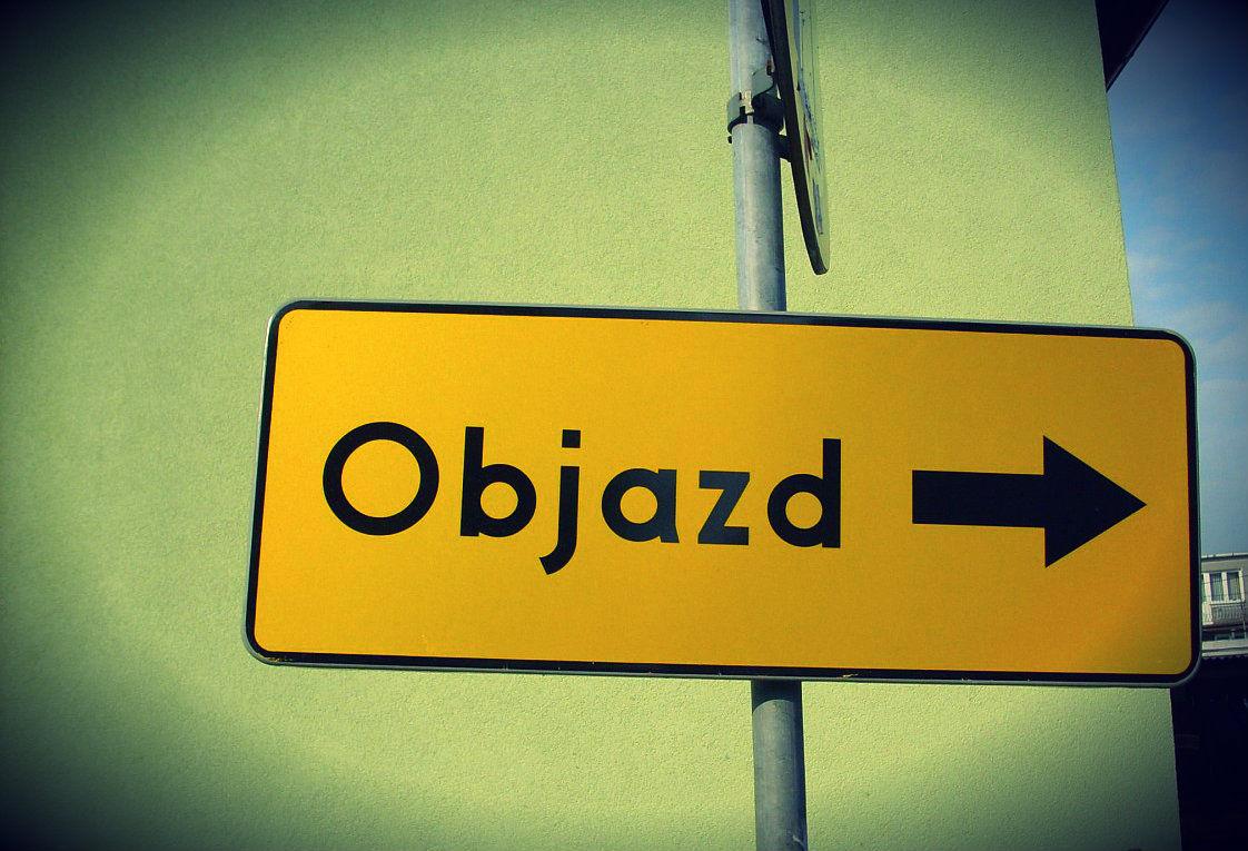 Zmiany w rejonie skrzyżowania ul. Złotowskiej i Owczej