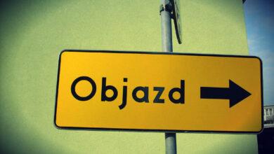 Kolejny weekend utrudnień na ul. Kościelnej