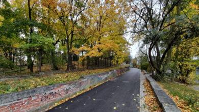 Wygodniej dla pieszych i rowerzystów na Zaułku Piotra Majchrzaka