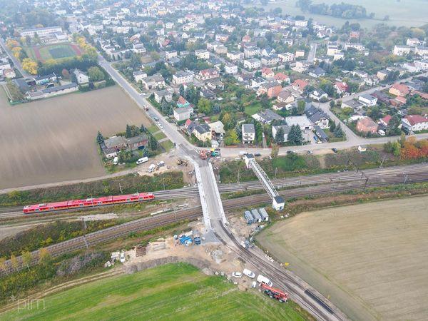 Przejazd wiaduktem w ciągu ul. Gołężyckiej jeszcze w tym miesiącu