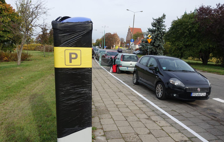 Pierwsze parkomaty już stoją na Ostrowie Tumskim, Śródce i Zagórzu